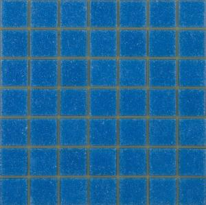 Blue White Grey Swimming Pool Glass Mosaic Tiles With Sand - Blue and white tiles for sale