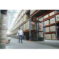 China Powder Coated Heavy Duty Storage Racks , High Capacity Heavy Duty Metal Shelving on sale