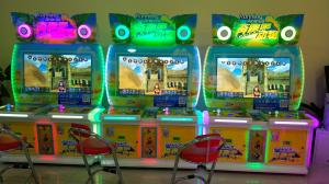 China Simulator Running Animals Redemption Game Machine Coin Operated For Kids Fun on sale