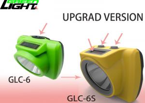 China 13000lux High Brightness Cordless Cap Lamp Small Size Light In Weight More Handy Switch on sale