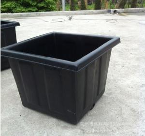 China Rotomoulding flower pot , OEM plastic garden pot on sale