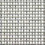 High Tensile Stainless Steel Woven Wire Mesh , SS Wire Cloth For Screen Printing