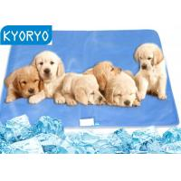 China Professional Summer Firmer Gel Cats Dog Bed Cooling Pad For Animals on sale