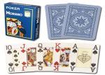 Игральные карты Модяно Кристалло плутовки азартной игры маркированные, водоустойчивые карты плутовки