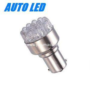 China ba15s 1156 led bulb car turning lamp 12 led on sale
