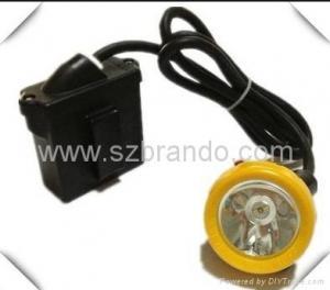 China New Wisdom KL5LM anti-explosive 11000lux mining cap lamp, Miner's cap lamp on sale
