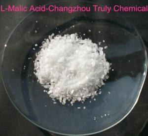 China L-Malic Acid Acidulant Food Additives Ingredients 99% Cas 97-67-6 , GB 13737-2008 on sale