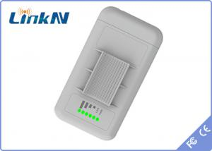 China Point To Point Wireless Network Bridge Long Range Video Transmitter 15dBi Antenna on sale