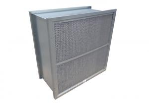 China 180°C High Temperature EPA Air Filter For Energy And Electric Utility Industry on sale