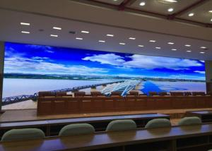 China High Resolution Indoor LED Advertising Display P3 Full Color LED Video Screen on sale