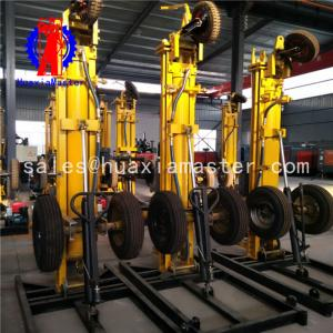 China CHINA KQZ-180D Air Pressure and Electricity Joint-action DTH Drilling rig   Manufacturer on sale