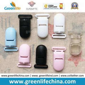 China Promotional Custom Colors Plastic Clip Fasteners No Minimum on sale