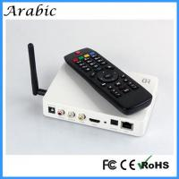 best tv arabic iptv box hd satellite receiver Free arabic/indian/african channels