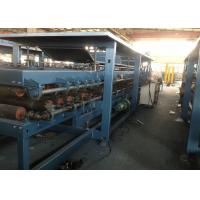 EPS and Rockwool Sandwch Panel Production Line Chain Driven System