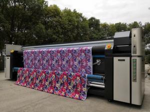 China Direct Digital Textile Printing Machine Dye Sublimation Print 1 Year Warranty on sale