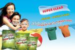 laundry powder detergent for cloth cleaning