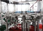 Automated Commercial Carbonated Drink Filling Machine 2000 BPH 380V 2000KG