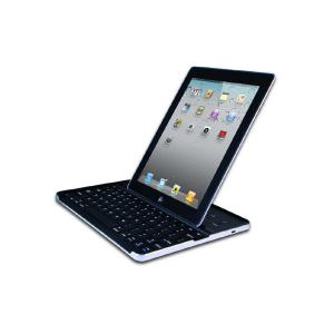 China Aluminum alloy cover bluetooth keyboard wireless keyboard for Iphone/Ipad2/New Ipad on sale