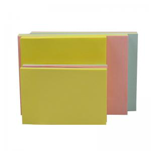 China paper stationery sticky note pad,custom sticky notes,sticky note of factory price on sale