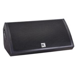 China Outdoor Show Line Array Sound Equipment Dual 15 Inch Monitor Speaker on sale
