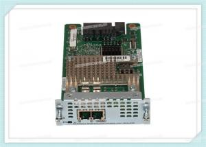 China Cisco NIM-2FXS-4FXOP  2-Port FXS/FXS-E/DID and 4-Port FXO Network Interface Module on sale