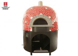 China P1-3-1 Authentic Restaurant Italian Pizza Oven Outdoor / Indoor Φ 1000MM Inner Size on sale