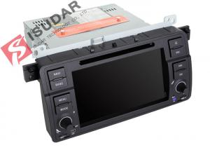 China Original Car User Interface BMW E46 Sat Nav Double Deck Car Stereo Built In 10 Wallpapers on sale