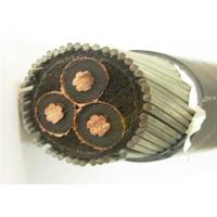 China Underground 11kv steel wire armoured copper swa power cable IEC60502-2, BS 6622, NFC 33226 on sale