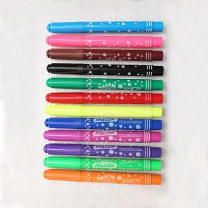 China Flashing Boards Liquid Chalk Fluorescent Marker Pen Felt Tip Water Base Type on sale