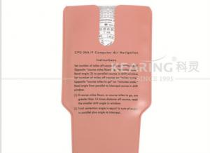China Solid Aluminum Micro E6b Flight Computer for Air Force CPU-26A/P on sale