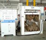 High Frequency Plywood Press Wood Bending Machine For Sale From SAGA