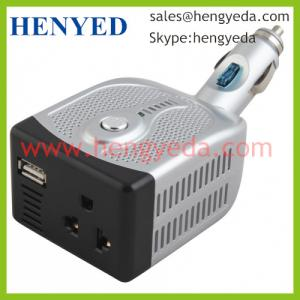 China 150W Car Power Inverters with USB socket on sale