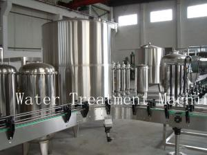 China Reverse Osmosis / Ultra Violet Rays Water Treatment Equipment for Mineral Water , Pure Water on sale