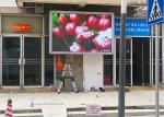 Energy Saving LED Sign P10 Outdoor Mobile Advertising Screens
