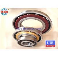 High Precision 20mm Angular Contact Ball Bearing Steel 7204 AC Single Row