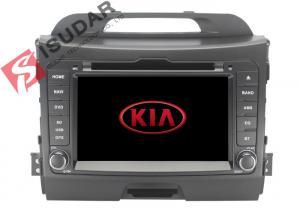 China Kia Sportage 2010 Dvd Gps Car Audio With Navigation And Bluetooth 3G DVR TPMS on sale