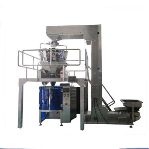 China Dry tea leaf Flat bottom bag rice packaging machine,Biscuit Stand up bag rice packaging machine on sale