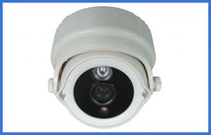 China High resolution 40 ° Doom IR POE CCTV Camera , IR distance 30 meters on sale