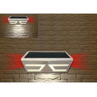 Ultra Bright Solar Powered Outdoor Motion Sensor Led Light Large Area Illuminate