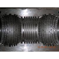 Adult Games Car Tire Mould , EDM CNC machining Tire Mold