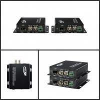 Single mode 1-16 Channel 1080p SDI Video Converter 1Ch Video / 1 Return Data / 1 Forward Audio