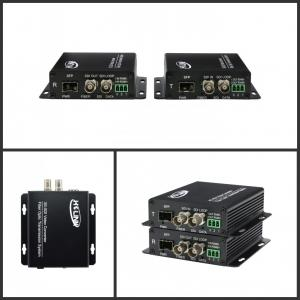 China Single mode 1-16 Channel 1080p SDI Video Converter 1Ch Video / 1 Return Data / 1 Forward Audio on sale