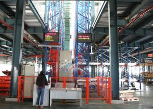 China Warehouse Fully Automated Storage And Retrieval System ASRS Roll - Forming on sale