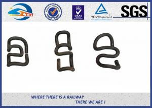 China Railway SKL1 Tension Clamp,Rail clips rail fastening system HDG painted on sale