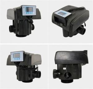 China Water Softener Control Valve Automatic / Volume Type / Down - Flow Reg Control Mode on sale