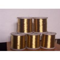 China Phosphorus Copper Brass Wire Mesh , 0.13mm Brass Wire Cloth Custom Size on sale