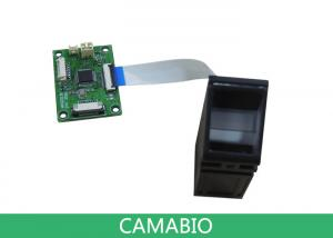 China CAMA-SM27 ISO 19794-2/19794-4 Biometric Optical USB Fingerprint Reader on sale