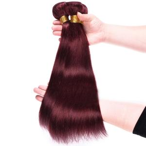 China 100% Brazilian Virgin Hair Double Machine Weft Tangle Free Healthy Ends on sale