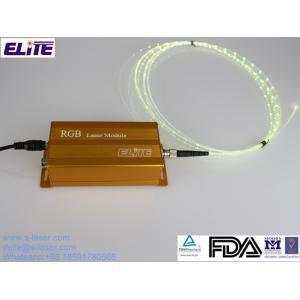 China FDA certifient le connecteur de St de module de laser de fibre de 300mw RVB, solution pour la fibre Bendable de laser on sale