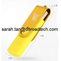 Hot Sell Mobile Phone USB Flash Drive, Mobile Phone USB Pen Drive with Double Sockets